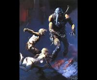 Frank Frazetta-BattleField Earth